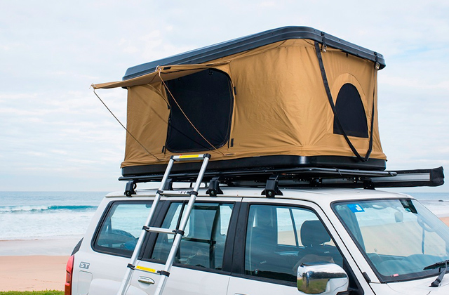 Best Roof Top Tents for Active Campers