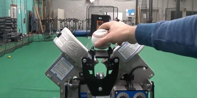 Detailed review of Sports Attack Junior Hack Attack Baseball Pitching Machine