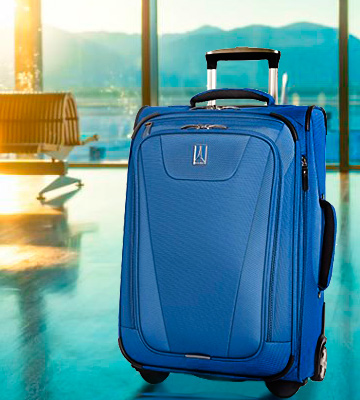 Review of Travelpro Maxlite 4 Lightweight Suitcase