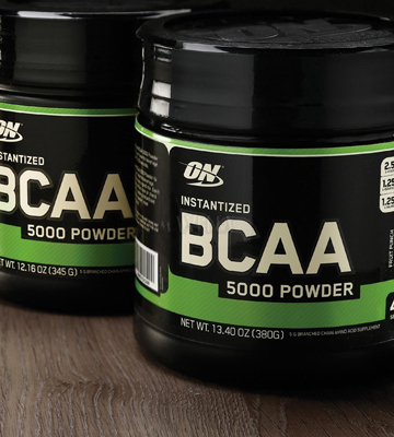 Review of Optimum Nutrition 5000mg, Unflavored, 60 Servings Post-Workout powder