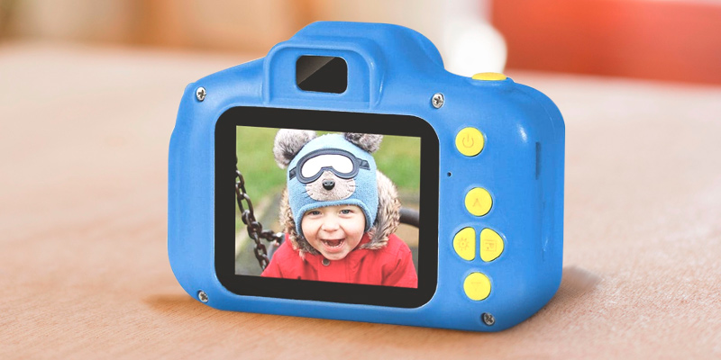 Review of SUNCITY (5MP) 2 Inch Kids Camera