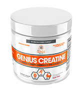 Genius 8 ounces Creatine Powder
