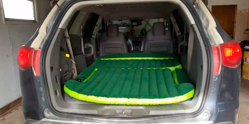 Review of Wolfwill Universal SUV Travel Air Mattress
