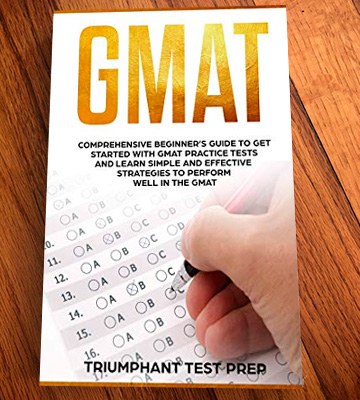 Review of Triumphant Test Prep GMAT: Comprehensive Beginner's Guide to Get Started with GMAT Practice Tests