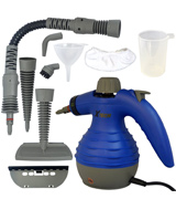 HeroFiber Xtech Easy Handheld Steam Cleaner