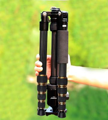Review of ZOMEi Z669C Portable Carbon Tripod Monopod