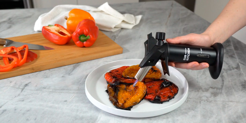 Review of EurKitchen EK-TOR-FG Culinary Cooking Butane Torch