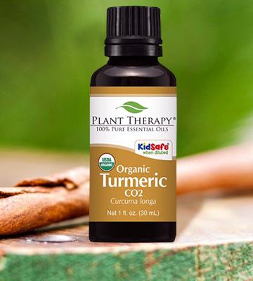Review of Plant Therapy Turmeric Organic CO2 Essential Oil 100% Pure