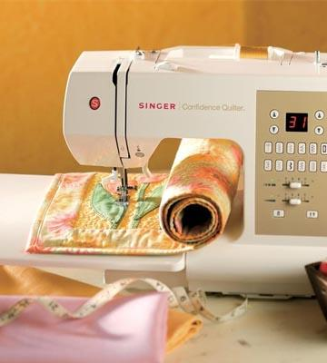Review of SINGER 7469Q Computerized Sewing