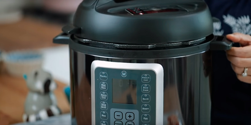 Review of Mealthy MultiPot 9-in-1 Programmable Pressure Cooker