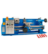 Erie Tools SM-LTHM Precision Mini Metal Lathe, 7x14 inch