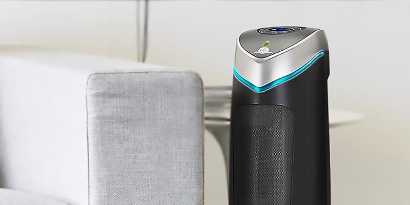 Review of GermGuardian AC4825 3-in-1 Air Cleaning System with True HEPA Filter