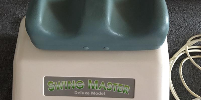 U.S. Jaclean USJ201 Swing Master Chi Machine application