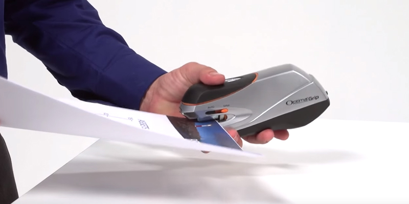 Review of Swingline 48207 Electric Stapler, 20 Sheet Capacity