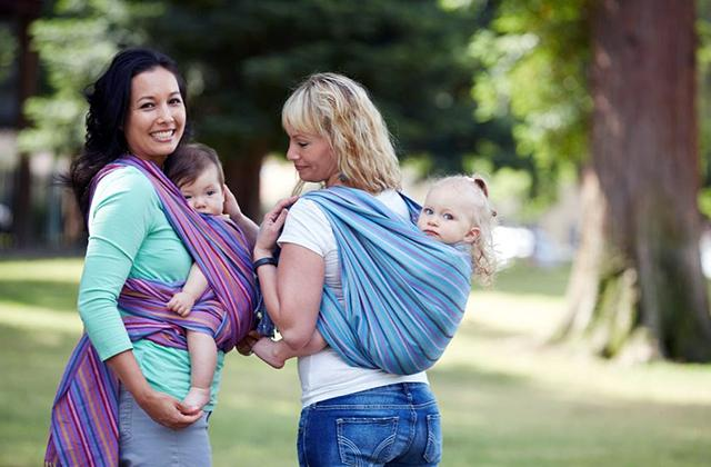 Best Baby Wraps to Wear Your Little One