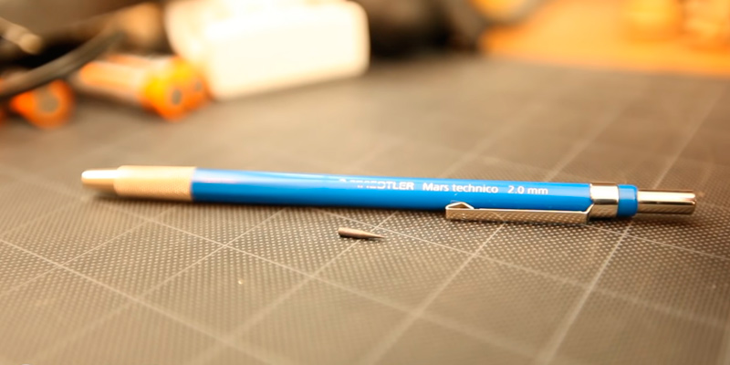 Review of Staedtler Mars 780 Technical Mechanical Pencil