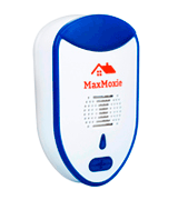 MaxMoxie 2 Pack Ultrasonic Pest Repeller