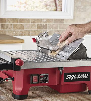 Review of SKIL 3550-02 Wet Tile Saw
