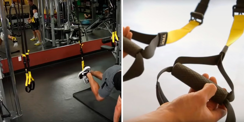 Review of TRX PRO3 Suspension Trainer System