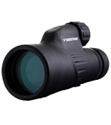 Wingspan Optics High Powered Monocular 12X50, Bright and Clear Range of View, Waterproof