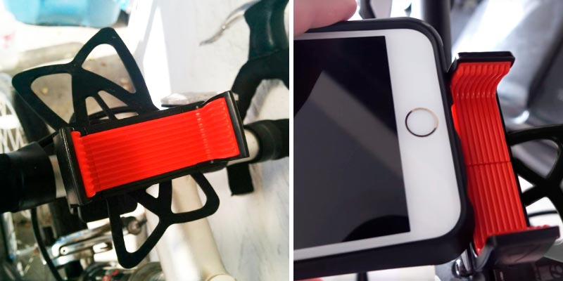 Review of IPOW Universal Cell Phone Bike Mount