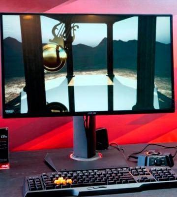 Review of ASUS VG278Q Gaming Monitor