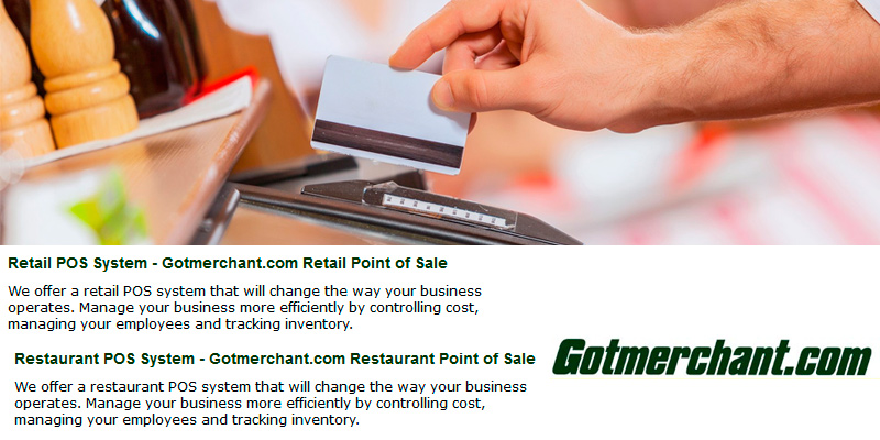 Review of Gotmerchant Point of Sale System