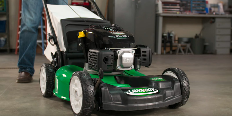 Review of Lawn-Boy 17732 21-Inch Self Propelled Lawn Mower