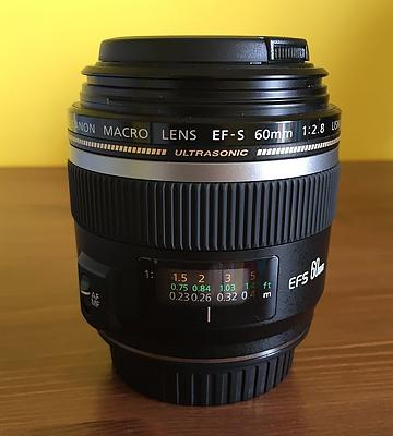 Review of Canon (0284B002) EF-S 60mm f/2.8 Macro USM