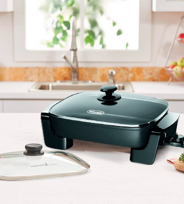 Review of De'Longhi BG45 Electric Skillet