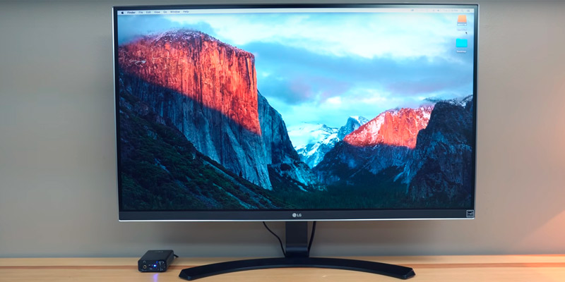 Review of LG 24UD58-B 24-inch IPS 4k Monitor