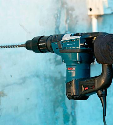 Review of Bosch RH540M SDS-Max Combination Rotary Hammer