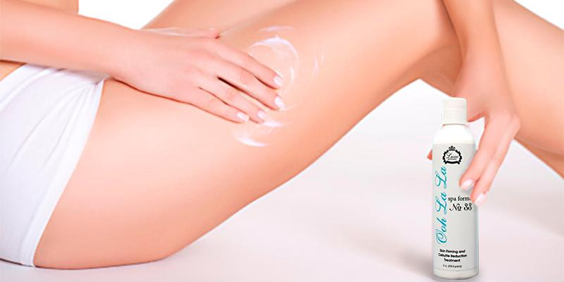 Review of Luxe Spa Formulas Anti Cellulite Cream