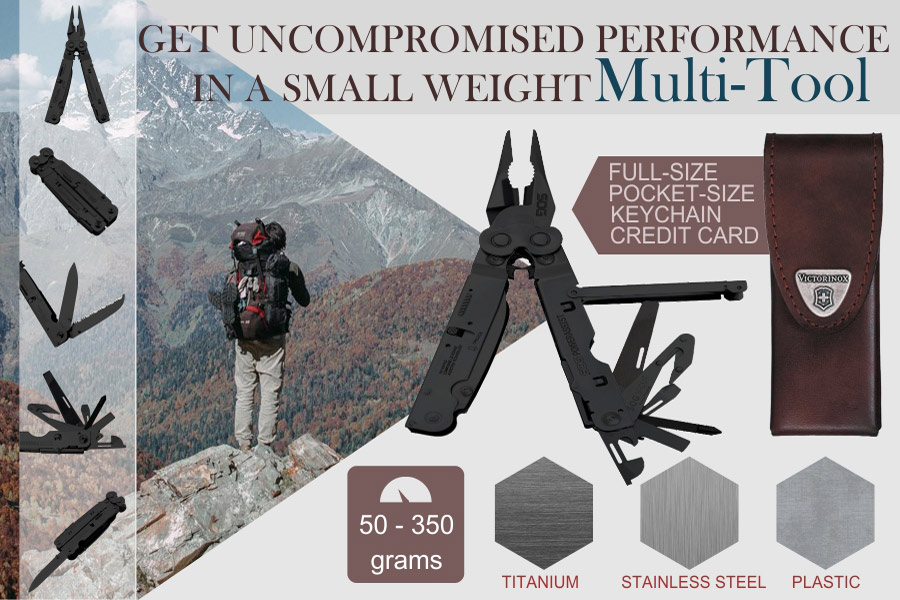 Comparison of Multi Tools