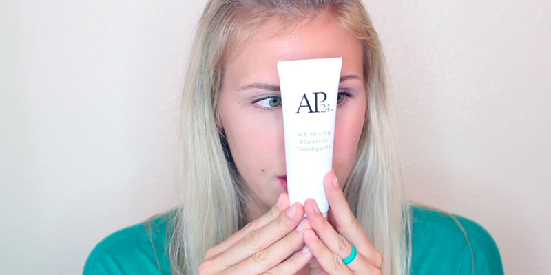 Review of Nu Skin AP-24 Whitening Fluoride Toothpaste
