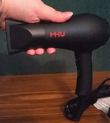 Review of MHD Professional Travel Size Tourmaline Ceramic Mini Hair Dryer