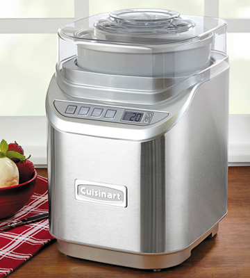 Review of Cuisinart ICE-70
