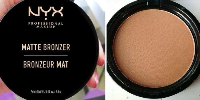 Review of NYX Professional Makeup Matte Bronzer