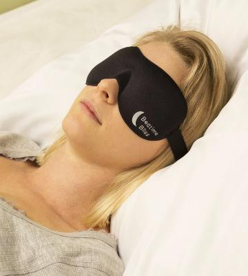 Review of Bedtime Bliss BTB01 Sleep Mask with Moldex Ear Plugs