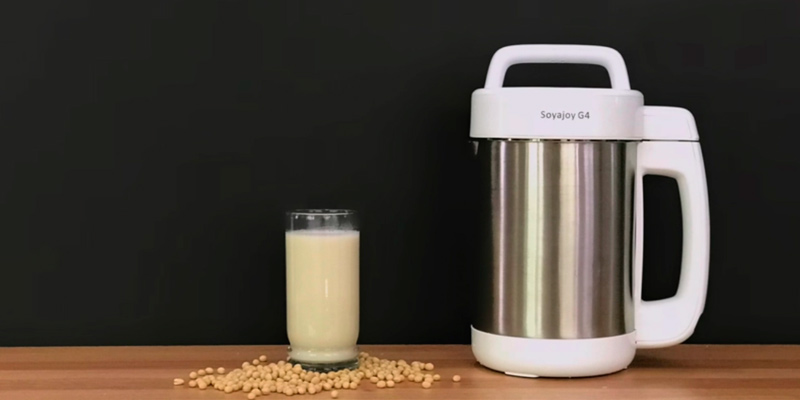 Detailed review of SoyaJoy G4 Soy Milk Maker & Soup Maker