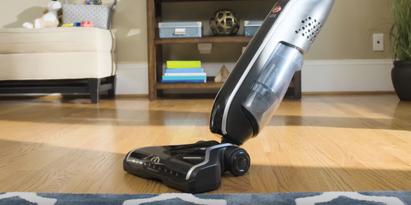 Review of Hoover BH50020PC Linx Signature Stick Cordless Vacuum Cleaner