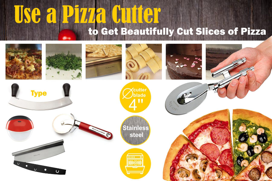 Comparison of Pizza Cutters
