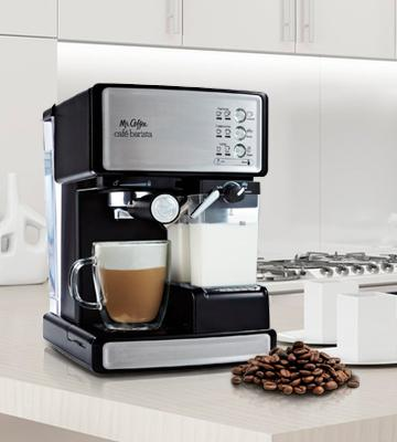 Review of Mr. Coffee BVMC-ECMP1000 Cafe Barista Espresso Maker