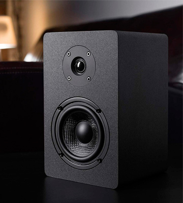 Review of Micca PB42X Powered Bookshelf Speakers