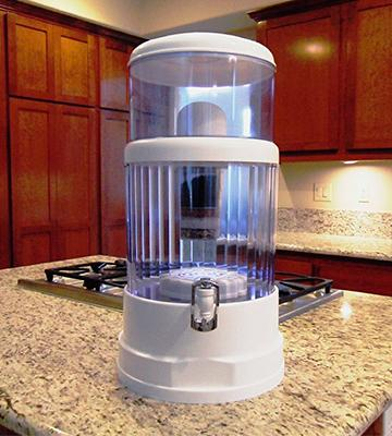 Review of Zen Water Systems 4G-MP Countertop Water Filter