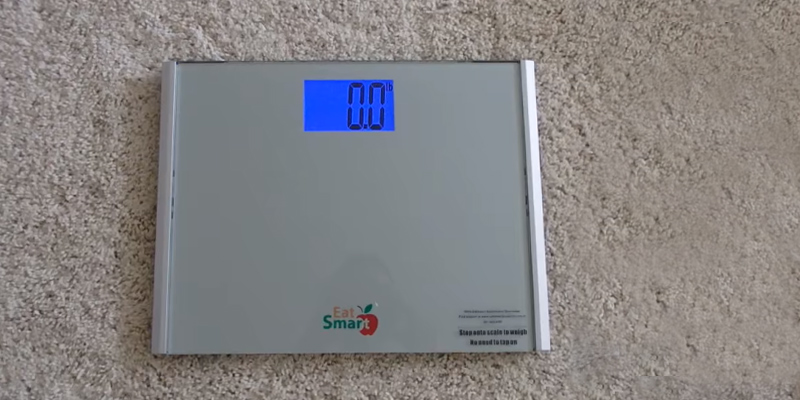 Review of EatSmart Precision Plus Digital Bathroom Scale with Ultra-Wide Platform