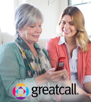 Review of GreatCall Medical Alert & Safety for Seniors