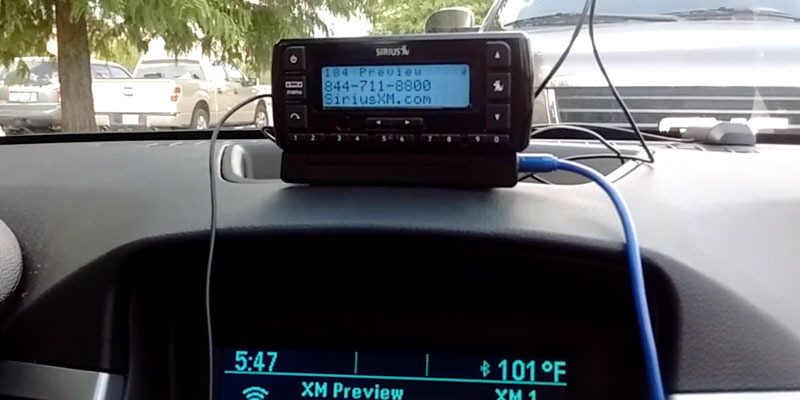 Review of SiriusXM Stratus 7 Satellite Radio