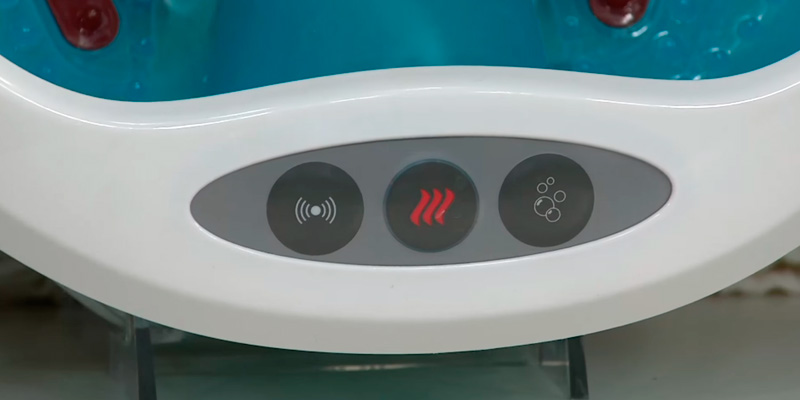 HoMedics FB- 600 Foot Salon Pro Pedicure Spa application