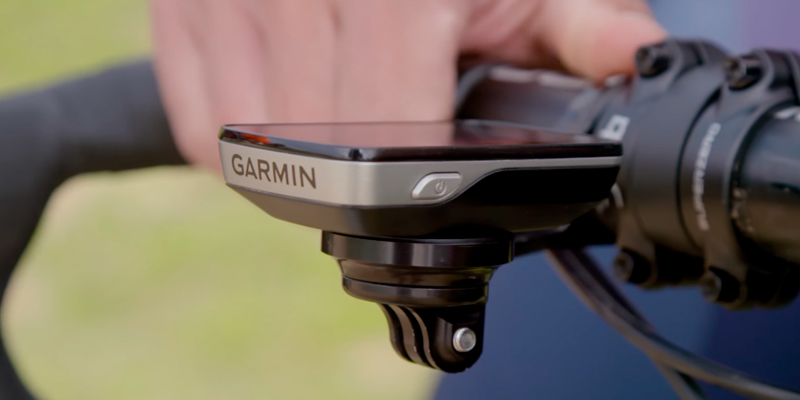 Garmin Edge 820 GPS Cycling/Bike Computer for Performance and Racing in the use